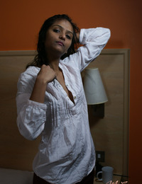 Divya in bedroom..