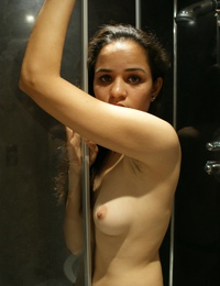 jasmine in shower..