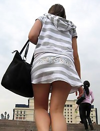 Upskirt Fashion