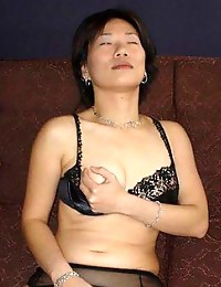 Cute Asian wife..