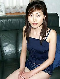 Very thin asian..