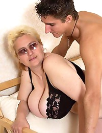 a mature hole with..