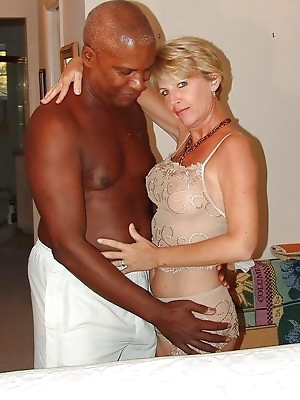 Slutish white girls rides BBC in interracial amateur porn