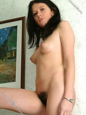 Amateur hairy pussy pics. Nude amateur girls with hairy pussies.