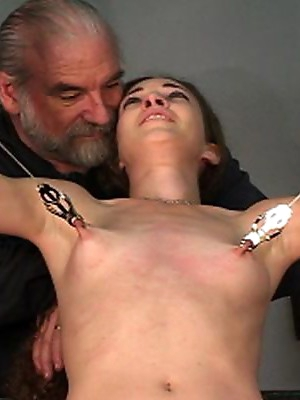 Horny amateurs go for crazy bondage sex.