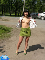 hitchhiker amateur sex